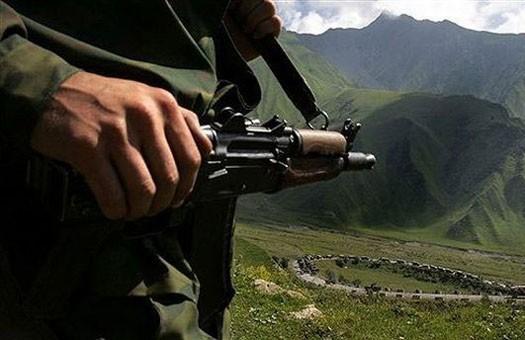 На границе Грузии и Южной Осетии при взрыве один человек погиб и трое ра...