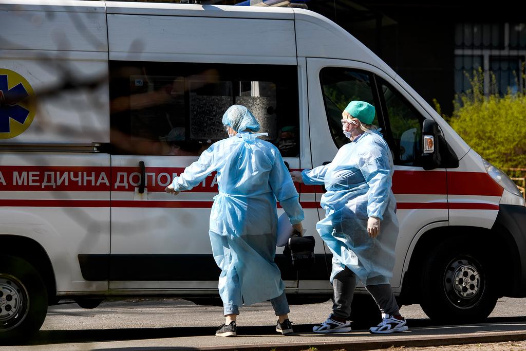 Статистика коронавируса в Украине на 26 июня: 1109 новых случаев за сутк...