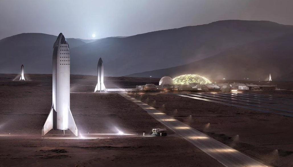 Миллион поселенцев на Марсе к 2050 году. Маск поделился амбициозными пла...
