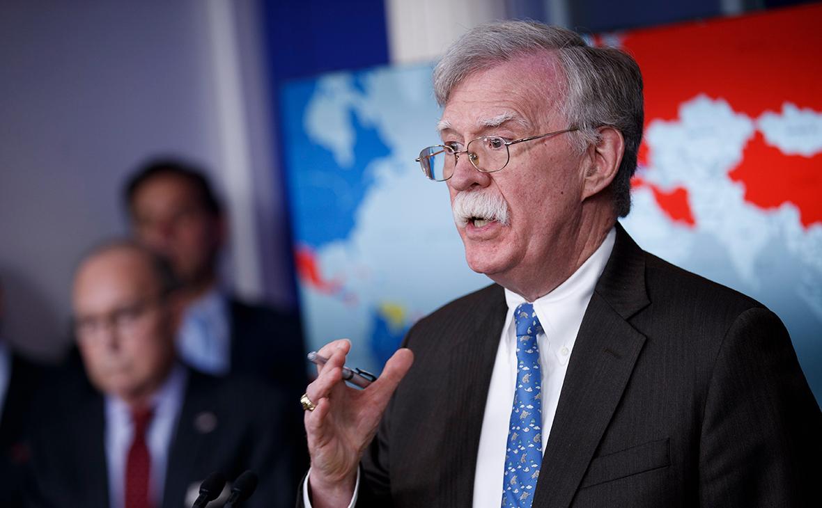 Увольнение Болтона: Россия и Иран не надеются на улучшение отношений с С...