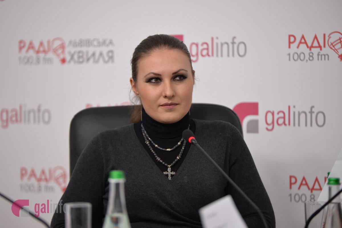 Федина призвала украинцев выходить на акции протеста против режима тишин...