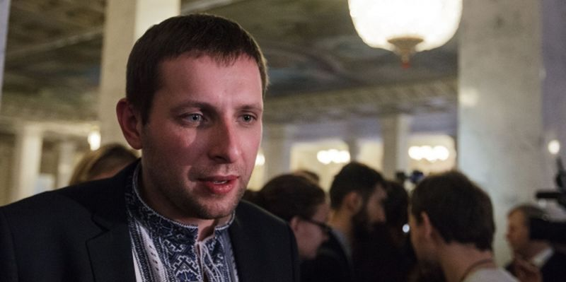 Полиция завела уголовное дело на Парасюка