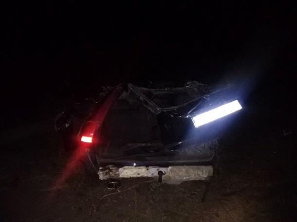 В страшном ДТП в Хмельницкой области погибло четыре человека