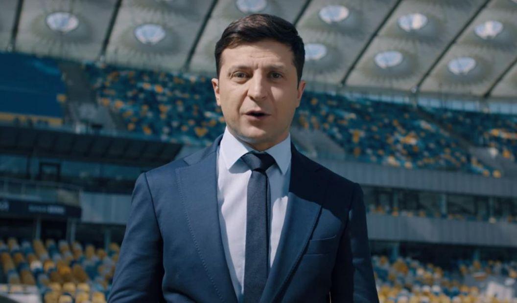Зеленский: Мы не можем куда-то вести Украину, потому что Украина идет в...