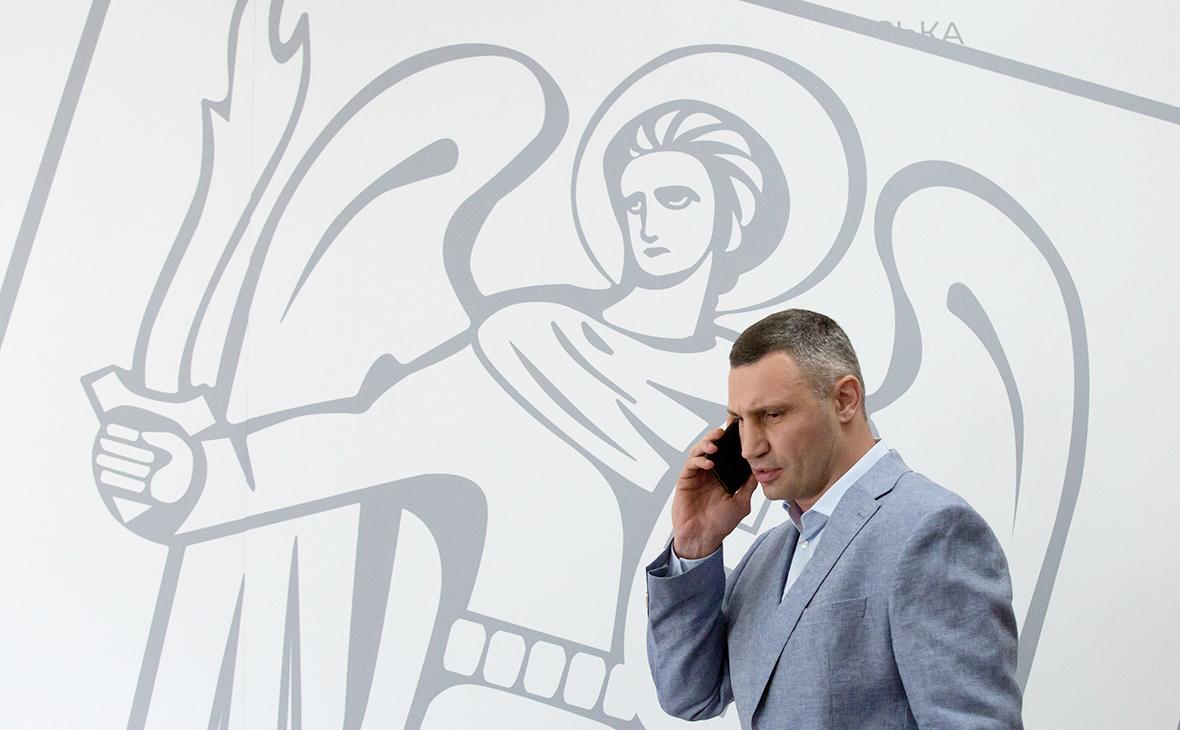 Кличко попал под удар. Верховная Рада готовится лишить мэра Киева властн...