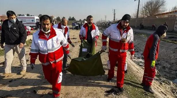 Иран заявил, что украинский самолет был сбит из-за ошибки в расчетах ПВО