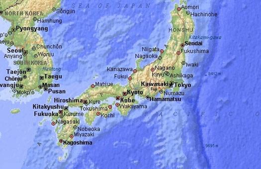У берегов Японии столкнулись южнокорейское и китайское судна. Погибли 4...