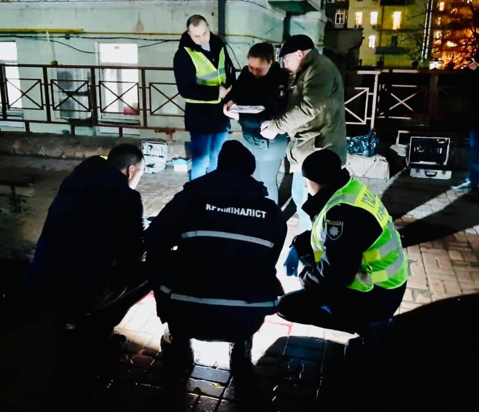 В центре Киева застрелили пластического хирурга, убийца скрылся (обновле...
