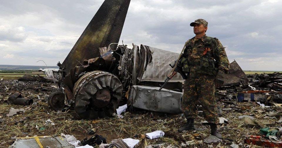 Катастрофа Ил-76 в Луганске в 2014 году: в МВД рассказали о мести боевик...