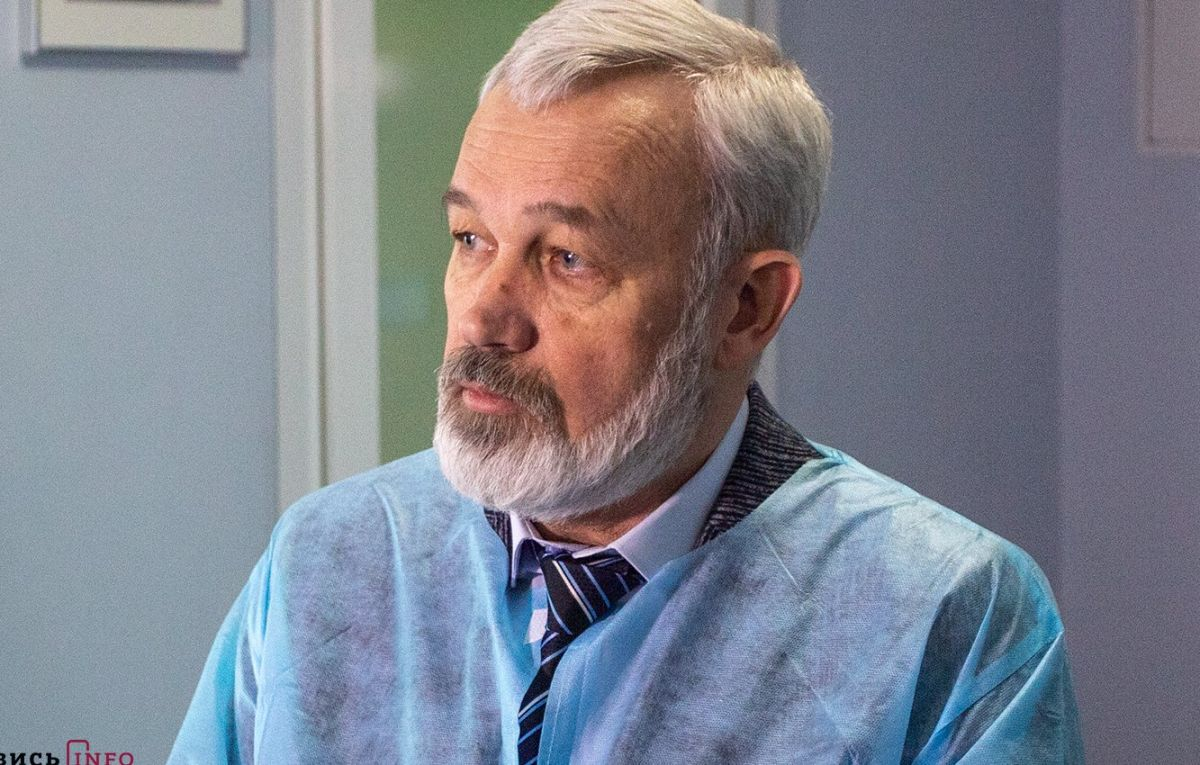 От COVID-19 умер главный педиатр Львова