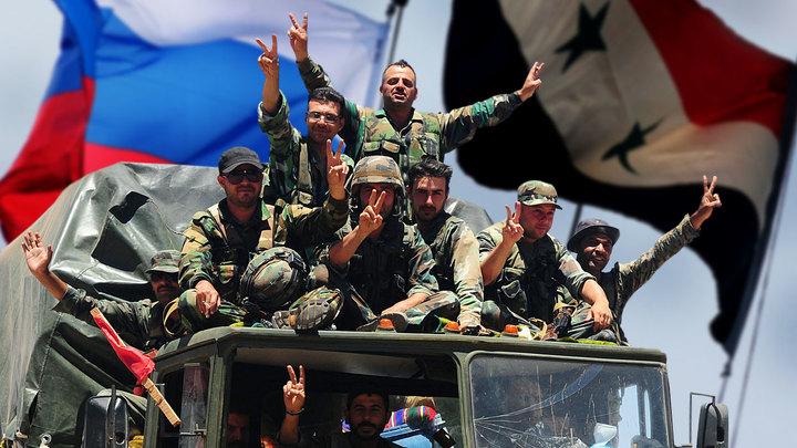 Погибшие в Сирии россияне оказались снайперами ФСБ