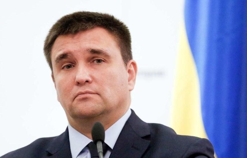 """Климкин назвал """"тестовыми шариками"""" заявления о референдуме и войне с РФ"""
