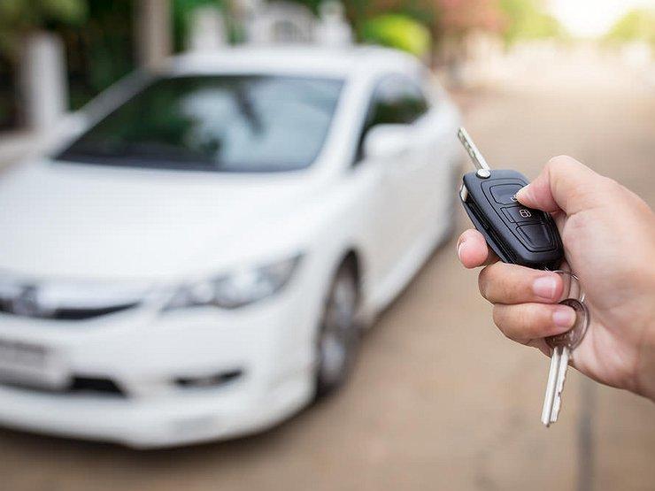 Передать авто в управление другому человеку теперь можно онлайн