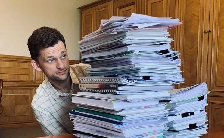 Пяти государственным органам больше не нужны бумажные квитанции, – Дубилет
