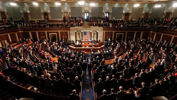 Палата представителей США приняла резолюцию по импичменту