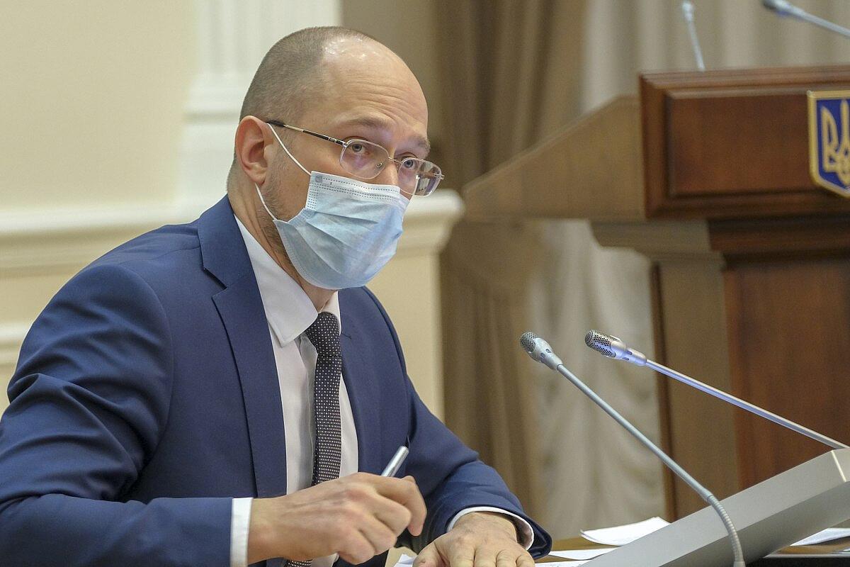 В Украине летальность от COVID-19 составляет 2,5%, – Шмыгаль