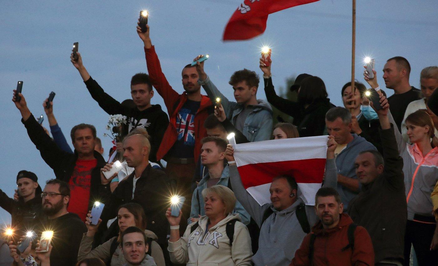ЕС выделит 53 миллиона евро на помощь протестующим в Беларуси