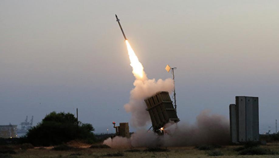 Из сектора Газа по Тель-Авиву были выпущены две ракеты, - СМИ