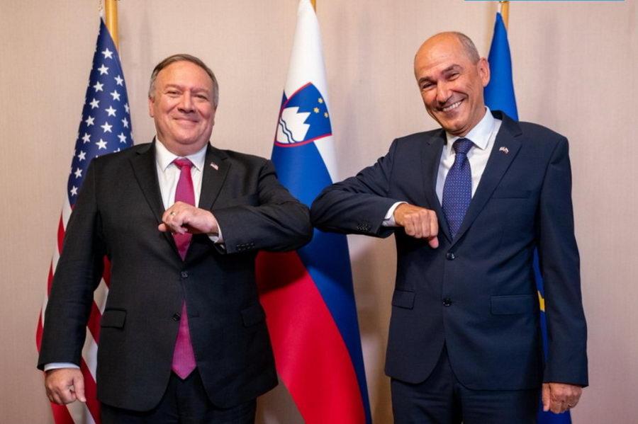 ЕС и США должны объединить усилия по преодолению кризиса в Беларуси,  –...