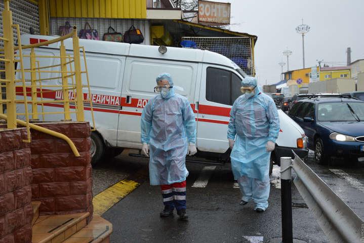 В Киеве за сутки обнаружили 88 новых случаев коронавируса