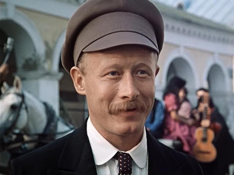 На 69-м году жизни умер советский и российский актер Виктор Проскурин