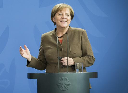 Меркель выступила с прощальной речью перед партией ХДС