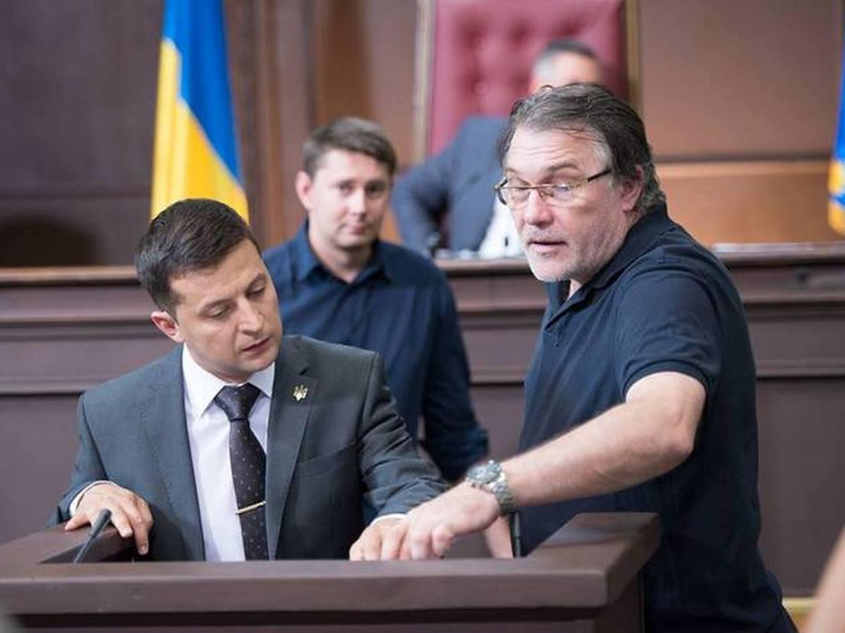 """Режиссер """"Слуги народа"""" работает над запуском телеканала для ОРДЛО, – Бо..."""