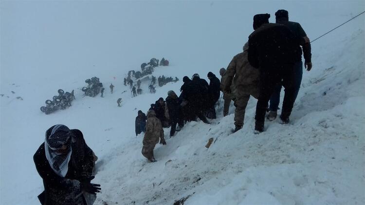 Две лавины сошли в Турции: погибли не менее 13 человек