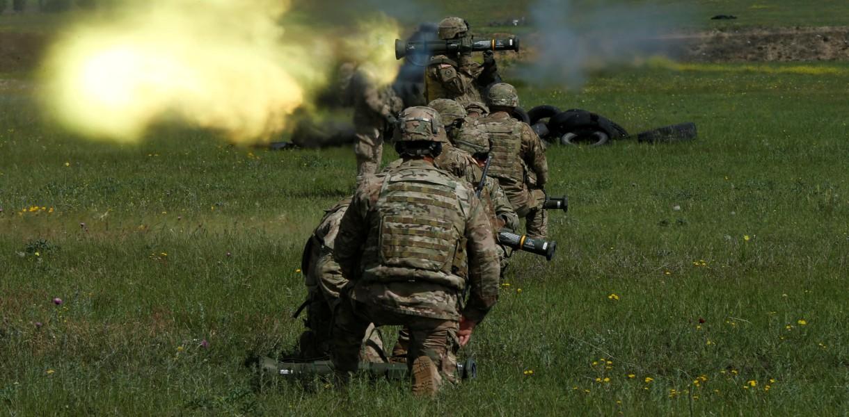 АТО: Боевики опять бьют из тяжелого вооружения