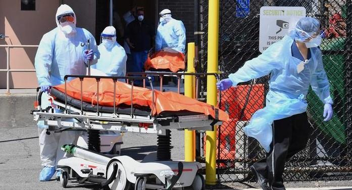 Статистика коронавируса в мире на 2 мая: уже 3,4 млн случаев при 240 тыс. летальных исходах