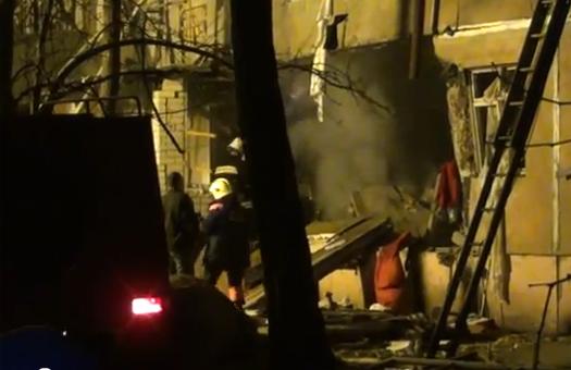 В Чернигове взорвался газ в пятиэтажном жилом доме. Погиб человек