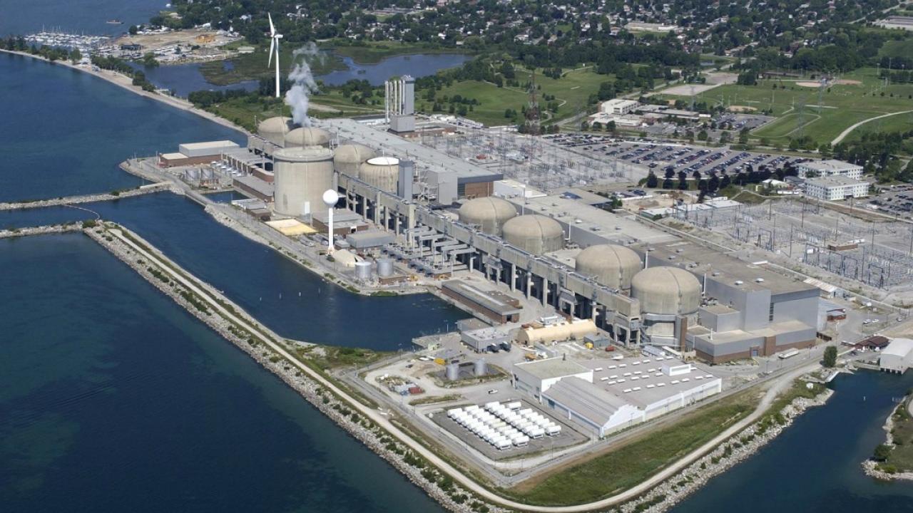 """В Канаде по ошибке сообщили об """"инциденте"""" на АЭС"""