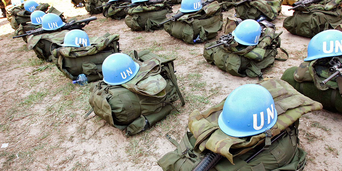 Настоящие миротворцы. Как миссия ООН сможет завершить конфликт на Донбас...