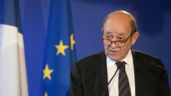 Для снятия санкций с РФ нужен прогресс на Донбассе, – МИД Франции