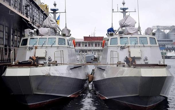 В Азовское море отправят дополнительные десантные катера