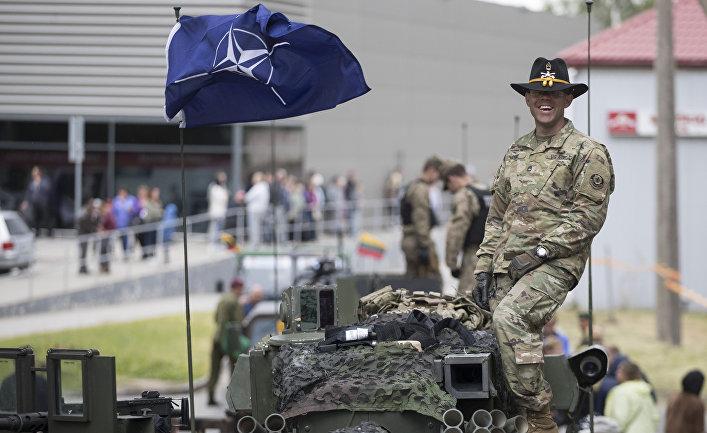 США перебросят в Литву группу войск на фоне напряжения с Беларусью