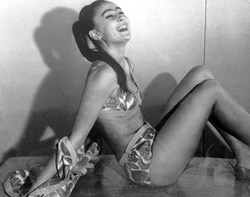 девушка, купальник, советские модели, фото