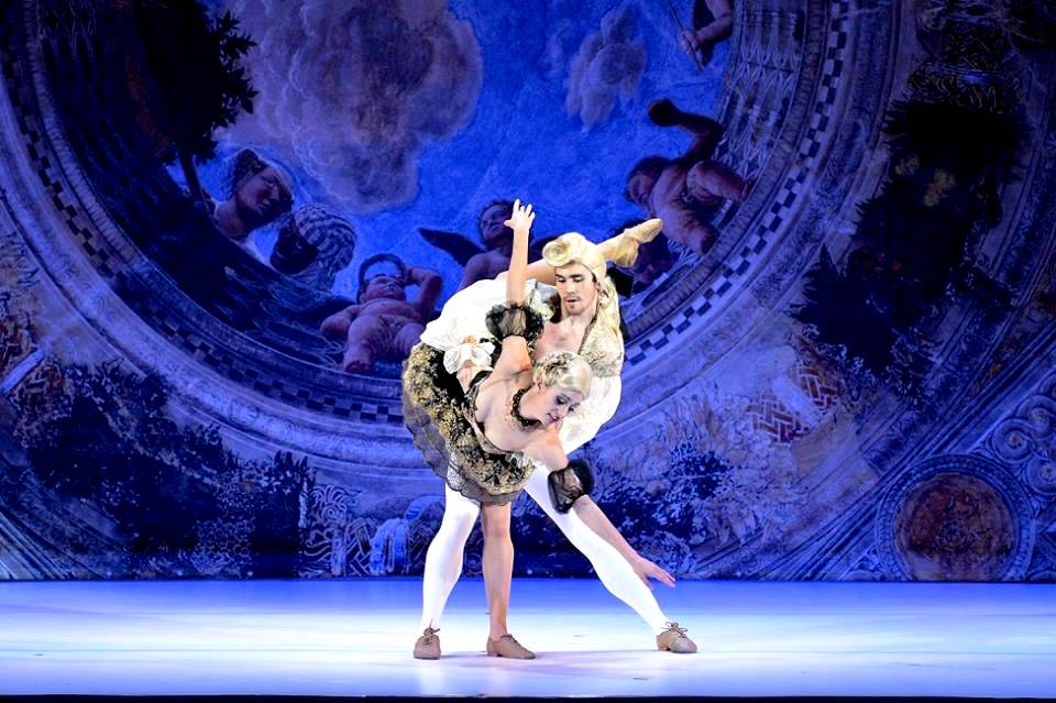 26 июня в Национальной оперетте состоится балет «Моцарт undeground..»
