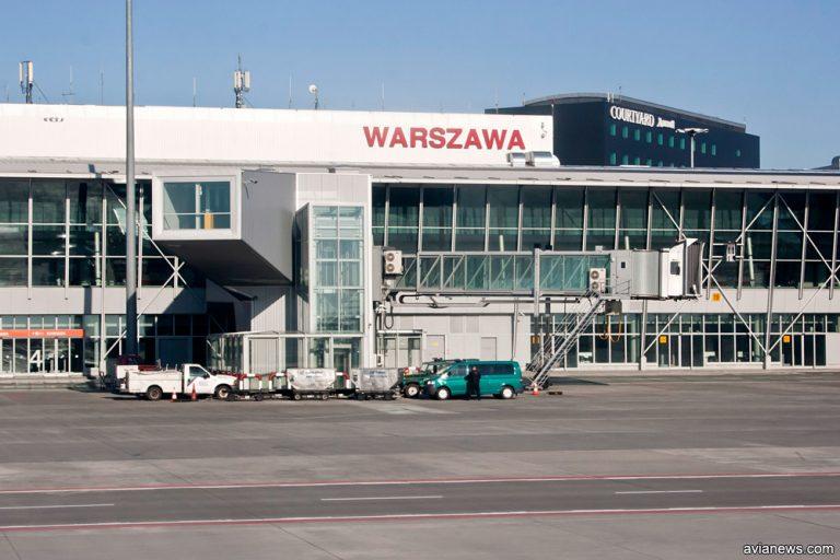Авиакомпании Wizz Air и Ryanair отменили рейсы из Украины в Польшу