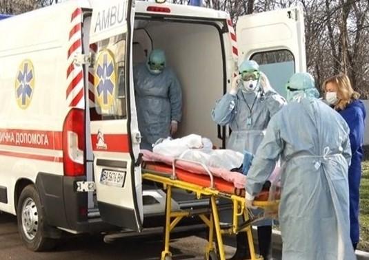 На Львовщине госпитализировали шесть человек с подозрением на коронавиру...