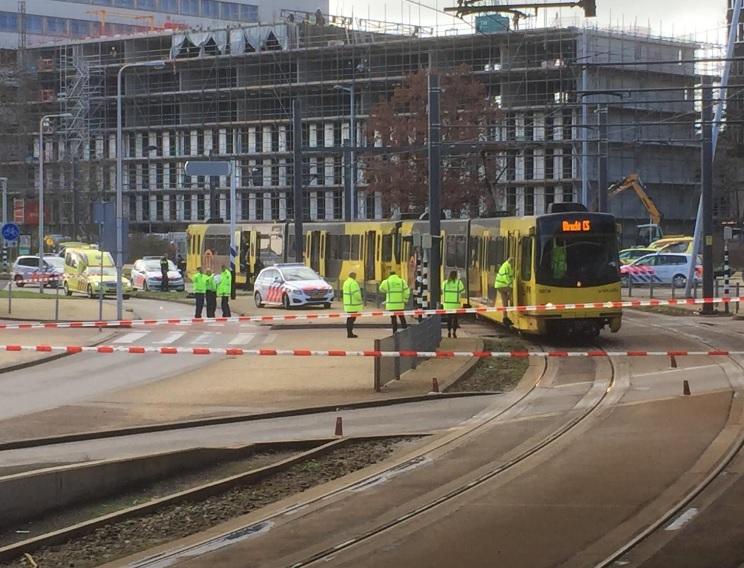В Нидерландах был задержан еще один подозреваемый в теракте в Утрехте