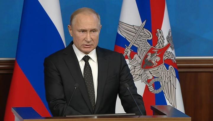 """В Кремле прокомментировали заявление Путина о """"подарках"""" русского народа..."""