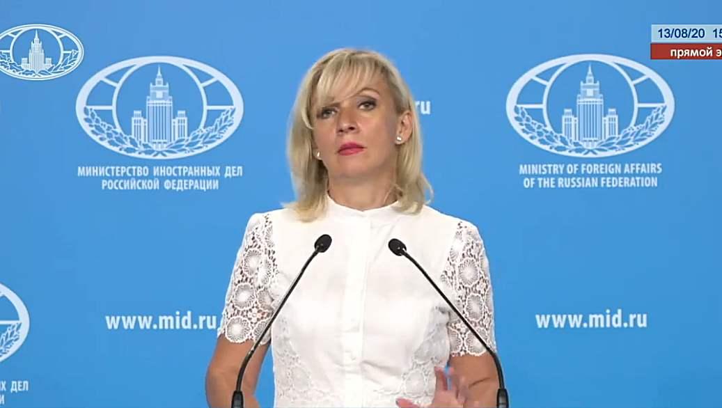 Россия заявила о внешнем вмешательстве в Беларусь