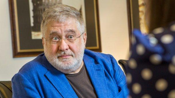 """Коломойский видит """"хорошее окно возможностей"""" для решения вопроса с Прив..."""