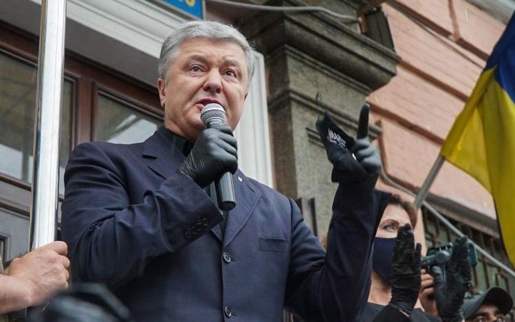 """Дела против Порошенко – это """"борьба за справедливость"""". Так считает 51%..."""