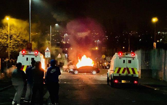 В Северной Ирландии в массовых беспорядках погибла журналистка