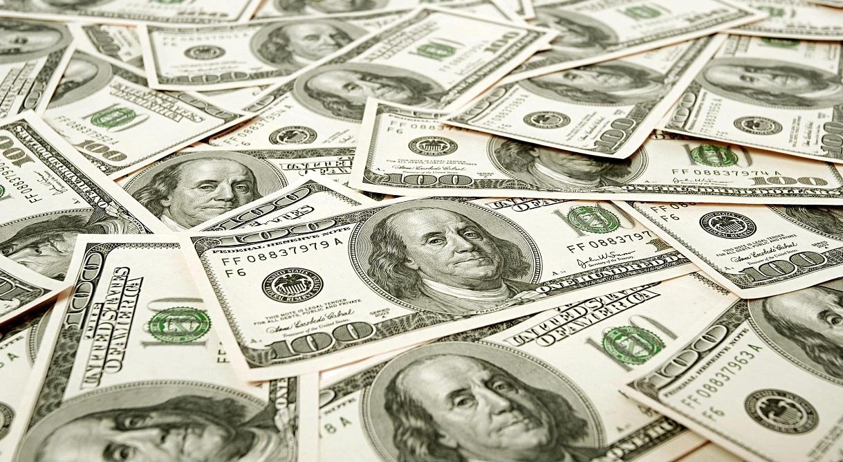 Госдолг США впервые превысил $20 трлн