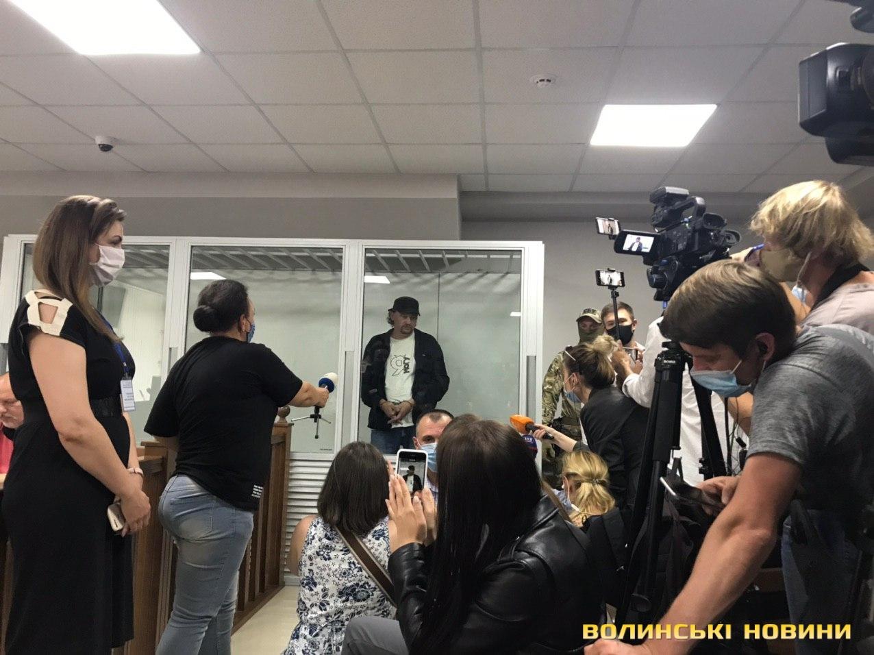Луцкий террорист изначально хотел захватить собор