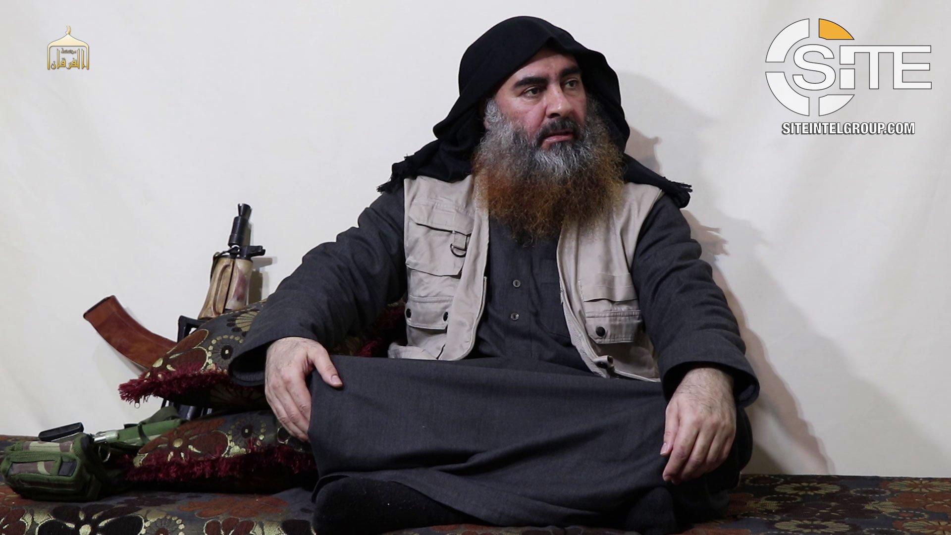 Работа идет на разных фронтах ежедневно, – главарь ИГИЛ
