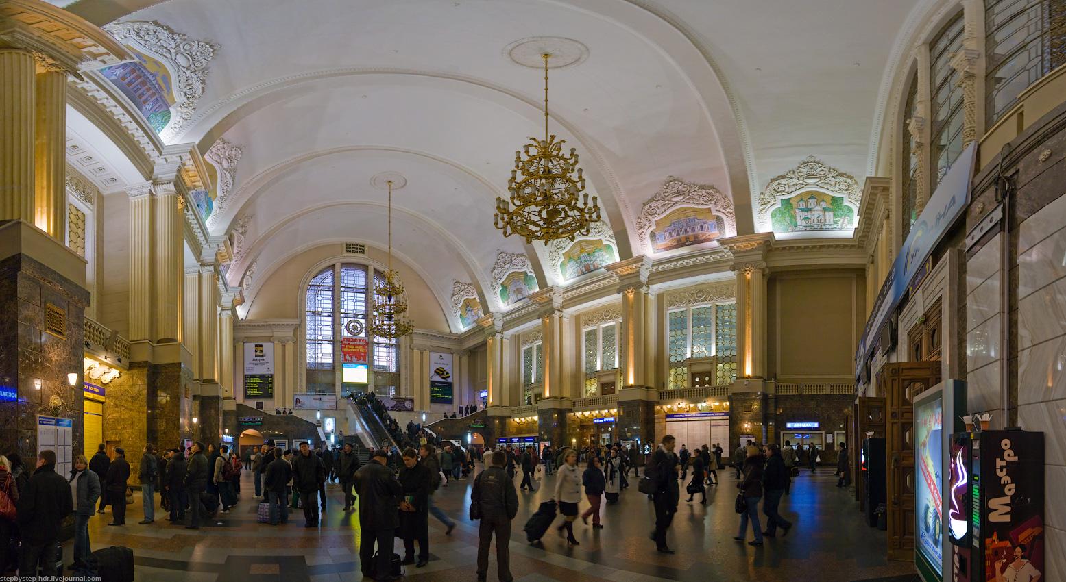 Укрзализныця установит на вокзалах Киева системы для скрининга температу...